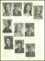 1971 Maryvale High School Yearbook Page 62 & 63
