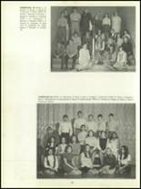 1971 Maryvale High School Yearbook Page 86 & 87