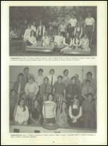 1971 Maryvale High School Yearbook Page 96 & 97