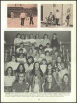 1971 Maryvale High School Yearbook Page 102 & 103