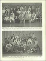 1971 Maryvale High School Yearbook Page 108 & 109