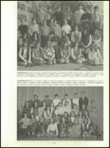 1971 Maryvale High School Yearbook Page 114 & 115