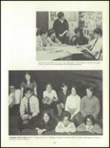 1971 Maryvale High School Yearbook Page 150 & 151