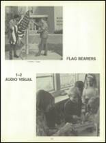 1971 Maryvale High School Yearbook Page 156 & 157