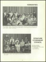 1971 Maryvale High School Yearbook Page 164 & 165