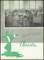 1953 Easley High School Yearbook Page 12 & 13