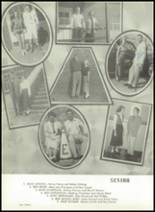 1953 Easley High School Yearbook Page 16 & 17