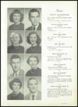 1953 Easley High School Yearbook Page 18 & 19