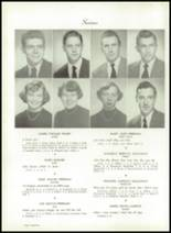 1953 Easley High School Yearbook Page 22 & 23