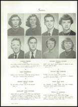 1953 Easley High School Yearbook Page 24 & 25