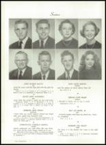 1953 Easley High School Yearbook Page 26 & 27
