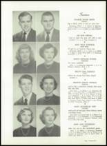 1953 Easley High School Yearbook Page 28 & 29