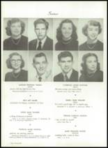 1953 Easley High School Yearbook Page 30 & 31
