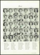 1953 Easley High School Yearbook Page 32 & 33