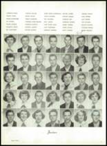 1953 Easley High School Yearbook Page 34 & 35