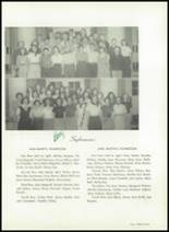 1953 Easley High School Yearbook Page 36 & 37