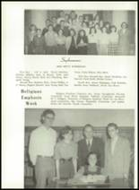 1953 Easley High School Yearbook Page 38 & 39