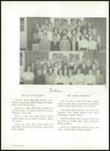 1953 Easley High School Yearbook Page 40 & 41