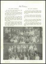 1953 Easley High School Yearbook Page 42 & 43