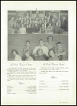 1953 Easley High School Yearbook Page 50 & 51