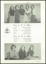 1953 Easley High School Yearbook Page 52 & 53