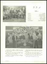 1953 Easley High School Yearbook Page 54 & 55
