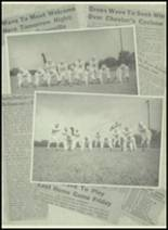 1953 Easley High School Yearbook Page 66 & 67
