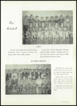 1953 Easley High School Yearbook Page 68 & 69