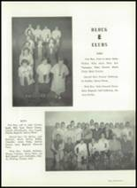 1953 Easley High School Yearbook Page 70 & 71