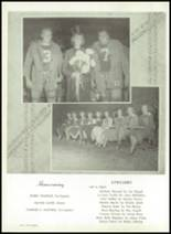 1953 Easley High School Yearbook Page 72 & 73