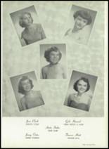 1953 Easley High School Yearbook Page 76 & 77