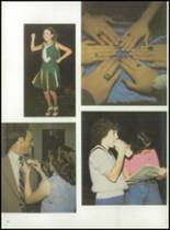 1982 Calvary Baptist Academy Yearbook Page 20 & 21