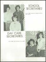 1982 Calvary Baptist Academy Yearbook Page 28 & 29