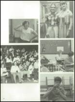 1982 Calvary Baptist Academy Yearbook Page 32 & 33
