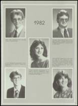 1982 Calvary Baptist Academy Yearbook Page 36 & 37