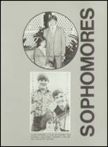 1982 Calvary Baptist Academy Yearbook Page 42 & 43
