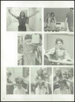 1982 Calvary Baptist Academy Yearbook Page 52 & 53