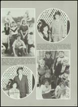1982 Calvary Baptist Academy Yearbook Page 54 & 55