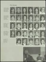 1982 Calvary Baptist Academy Yearbook Page 56 & 57