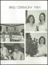 1982 Calvary Baptist Academy Yearbook Page 74 & 75