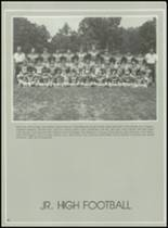 1982 Calvary Baptist Academy Yearbook Page 92 & 93