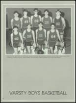 1982 Calvary Baptist Academy Yearbook Page 96 & 97