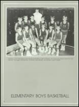1982 Calvary Baptist Academy Yearbook Page 98 & 99