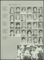 1982 Calvary Baptist Academy Yearbook Page 124 & 125