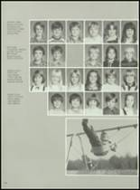 1982 Calvary Baptist Academy Yearbook Page 128 & 129