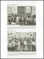 1982 Calvary Baptist Academy Yearbook Page 130 & 131