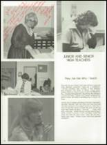 1982 Calvary Baptist Academy Yearbook Page 138 & 139
