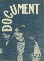 1973 Yearbook Thomas Jefferson High School