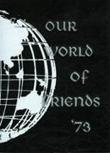 1973 Yearbook Hawthorne High School