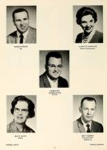1961 Woodlan High School Yearbook Page 10 & 11